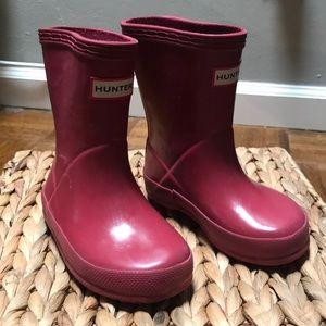 Raspberry Hunter Original Kids First Boot